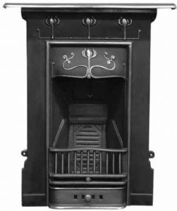 Abbot Combination Fireplace